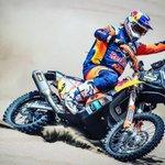 That's what a freak looks like. Paris Dakar Winner🏆🥇 @tobyprice87 💪🏼👍🏼 @KTM_Racing @redbull