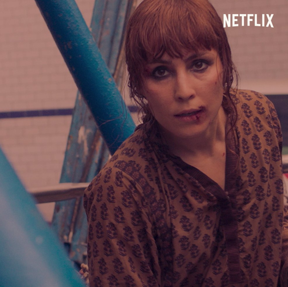 If I ever need a bodyguard, I'm going to hire Noomi Rapace's character from Close based *exclusively* on her performance in this new trailer. In the meantime, I'll just keep watching her in Close, which is available on Netflix tomorrow.