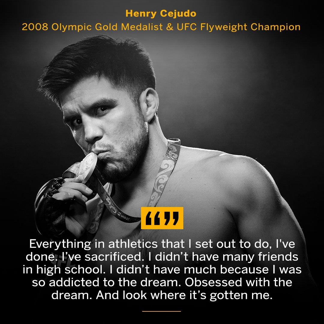 .@HenryCejudo has made his dream a reality.