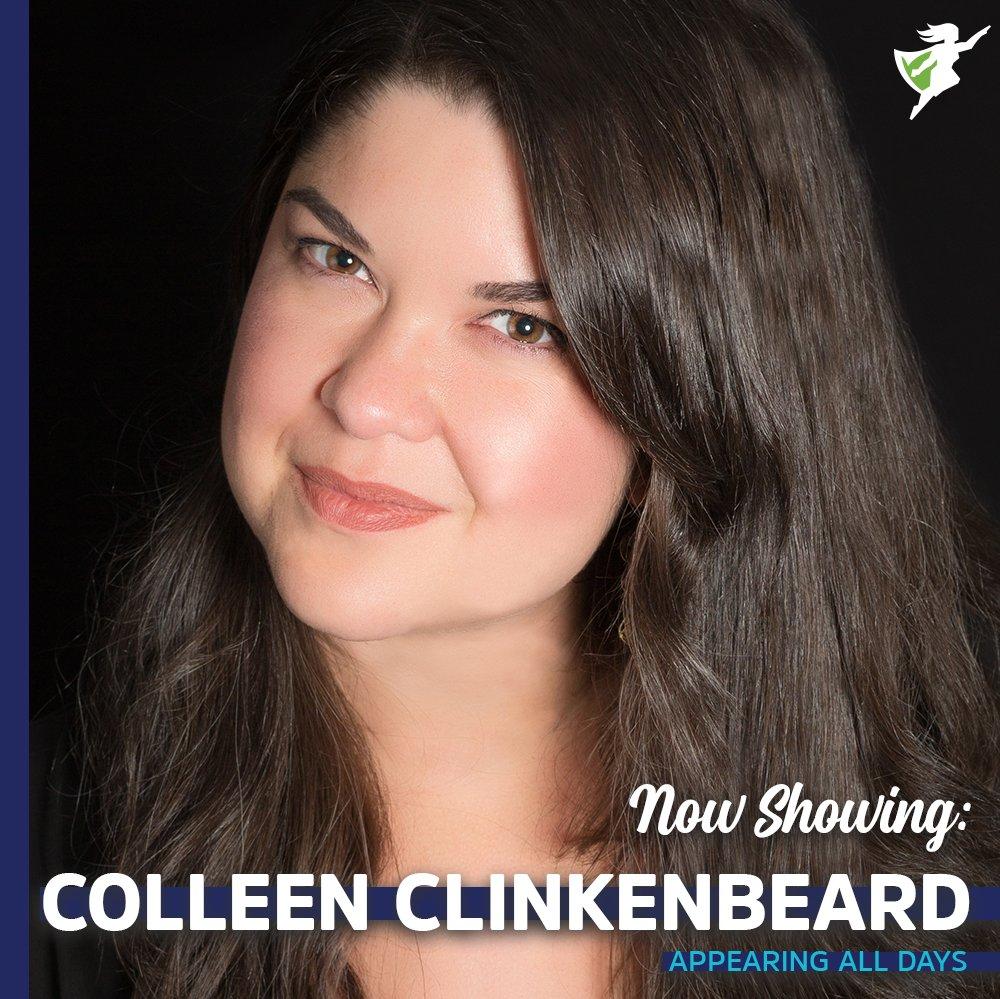 Colleen Clinkenbeard