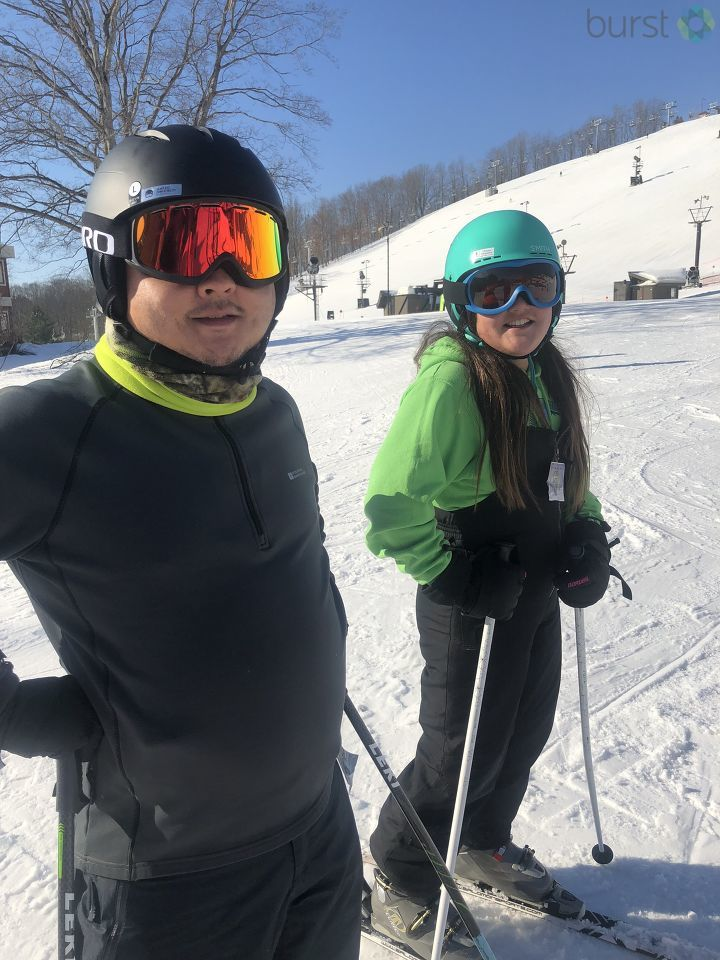 Were you able to hit the slopes this weekend with fresh powder on the ground? If so, chime in at https://t.co/DnlTzKdSUQ under our Hitting the Slopes gallery!  Here's a photo sent in by one of viewers!