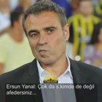 Ersun Yanal Twitter Photo
