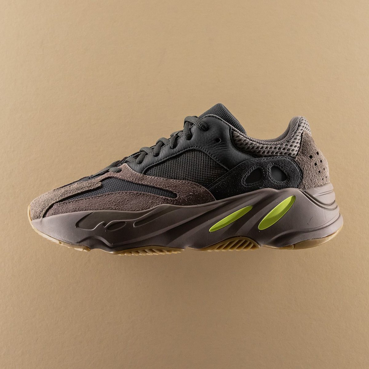 "3ab6ef173d2 The adidas Yeezy Boost 700 ""Mauve"" debuted in fall 2018 and is still one of  the bestselling styles from Kanye West on the market. Pick up your pair  today. ..."