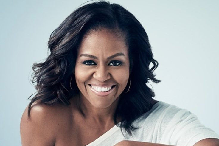 Happy birthday former FLOTUS Michelle Obama and thank you for continuing to inspire young girls everywhere!