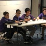 Image for the Tweet beginning: The annual elementary STEAM Bowl
