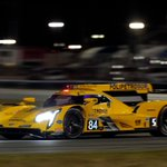 Image for the Tweet beginning: The No. 84 Cadillac DPi-V.R