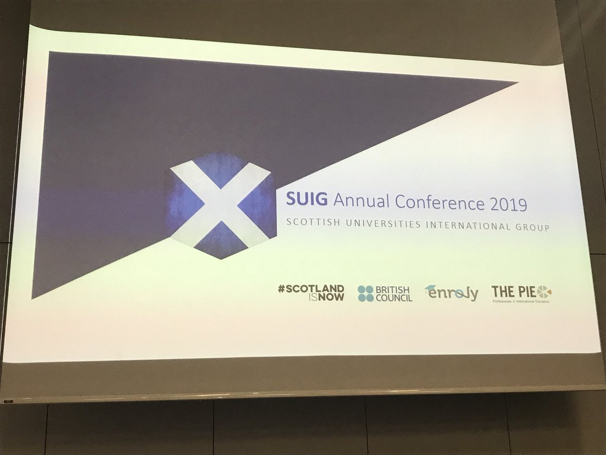 We're almost ready! Inaugural #suigconference2019 is tomorrow 🏴󠁧󠁢󠁳󠁣󠁴󠁿🏴󠁧󠁢󠁳󠁣󠁴󠁿can't wait...