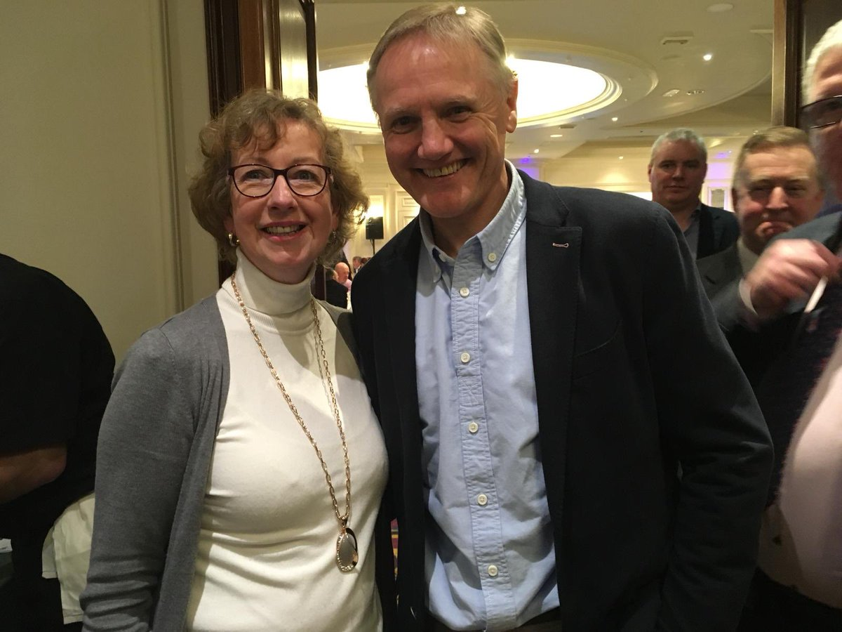 test Twitter Media - Well done to our Helen Hardway who got a sneaky pic with Joe Schmidt (and @paddypower) at today's @InjuredJockeys event https://t.co/7DUEUX8Ngy