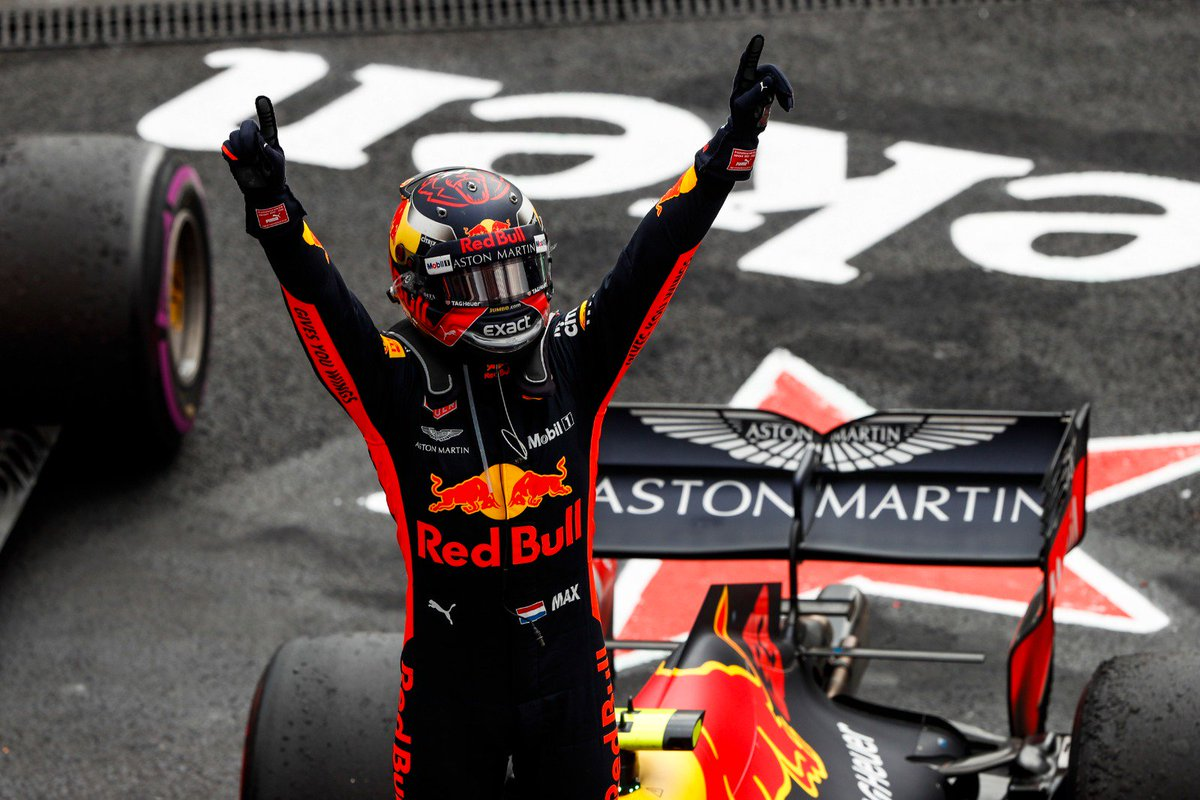 days until lights out 2019   @redbullracing #F1 victories so far - but who are the 5 teams who&#39;ve beaten that? And how many wins do they have?   1.  2.  3.  4.  5.  6. Red Bull Racing - 59 wins <br>http://pic.twitter.com/1HF7y6PBMl