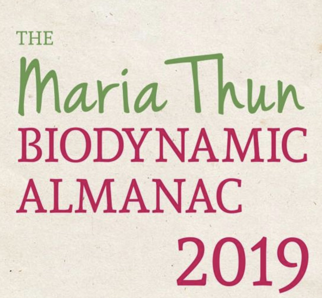 test Twitter Media - There's still time for you to order you 2019 Maria Thun #biodynamic calendar! Order through our online shop today https://t.co/bIhXJnfnHK https://t.co/p3aFUX7X4O