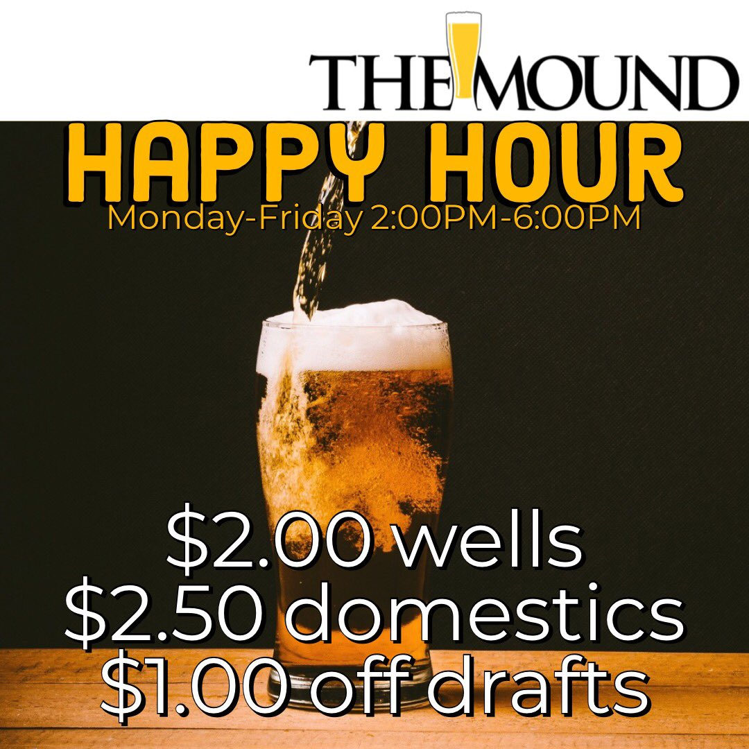 Join us for #happyhour Monday-Friday!  #eastboundandmound<br>http://pic.twitter.com/2jqcQA1pIG
