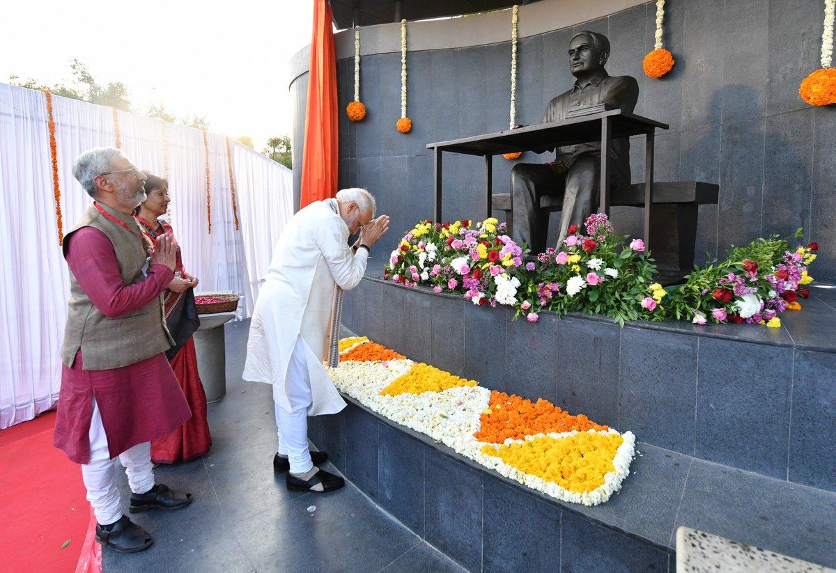 Image result for Narendra Modi Ji vikram sarabhai