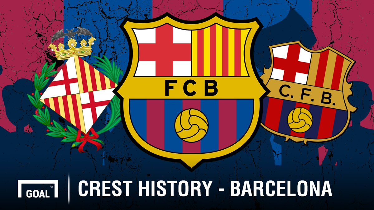 Barcelona's badge is one of the most iconic in world football – and it also has one of the richest backstories in the sport too ❤💙