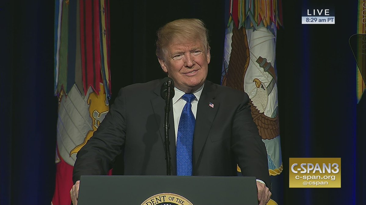 President Trump at Pentagon for Missile Defense Review Announcement – LIVE on C-SPAN3 https://t.co/7MWl7qdsdt
