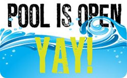 Arlington Pools staying open for midday and evening swim. Updates will be made as needed as the storm approaches and passes through <a target='_blank' href='https://t.co/oGBC8mC0UE'>https://t.co/oGBC8mC0UE</a>