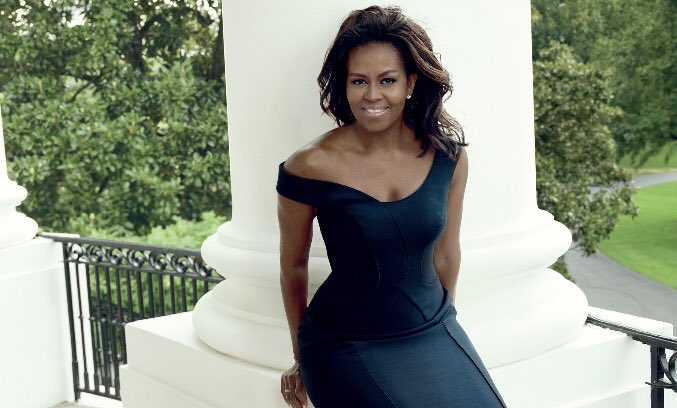RT @MyDaughtersArmy: Happy birthday to Michelle Obama - the greatest First Lady in American history. https://t.co/X2jQw5pmVh