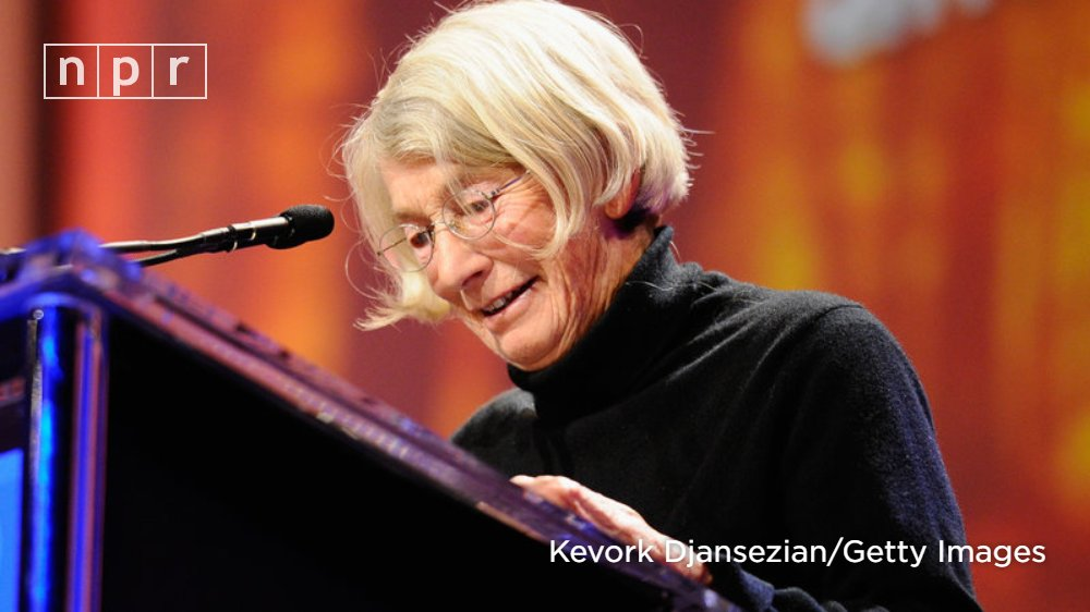 Beloved poet Mary Oliver, who believed poetry 'mustn't be fancy,' has died at 83. Our own @LynnPNeary has a remembrance: https://t.co/waRY1irfcb