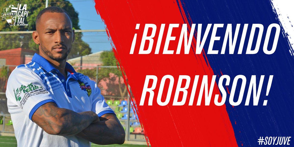 ¡Atenção! Robinson Luiz é o novo jogador da Juventus FC 🇧🇷 ##EuSouJuve 💪🔴🔵