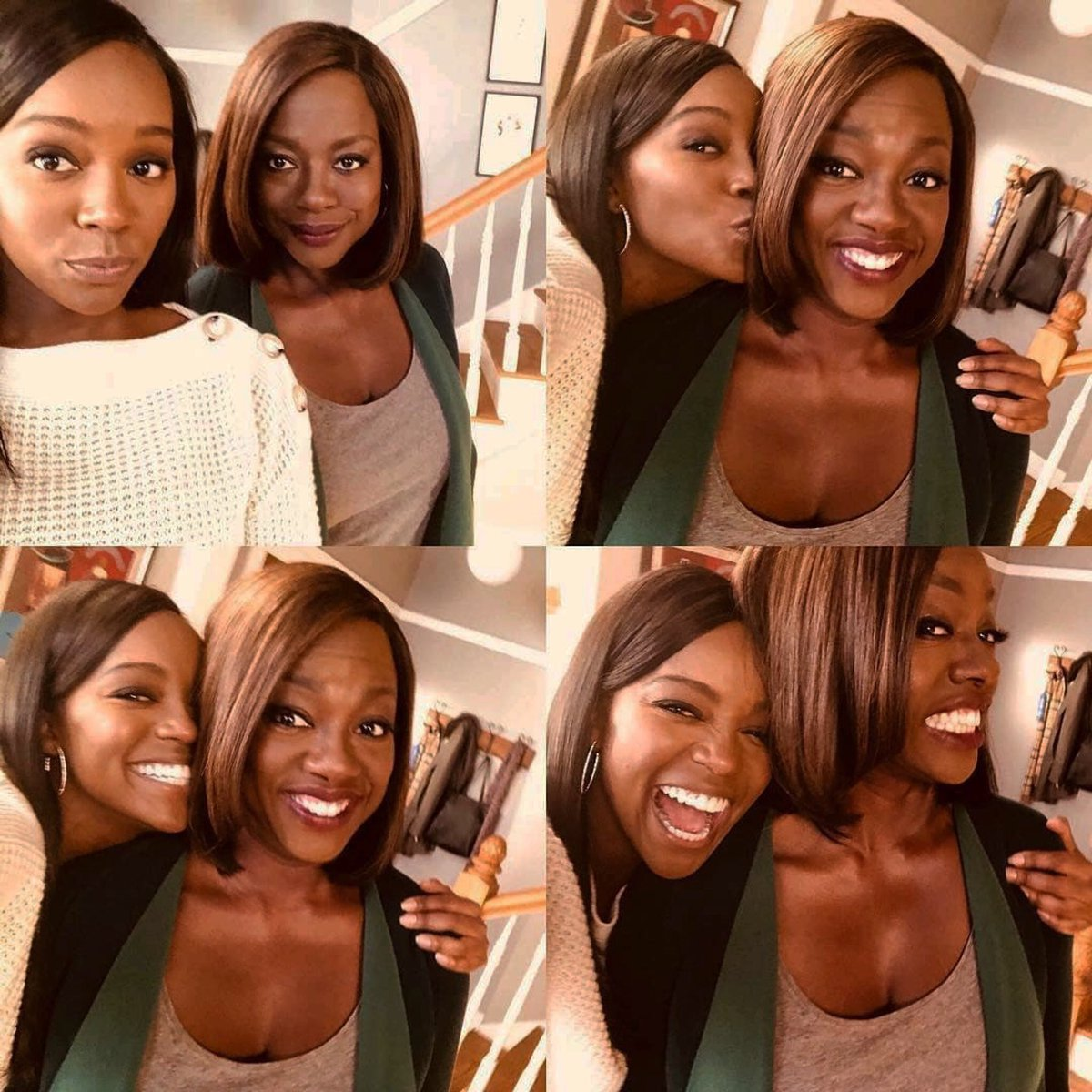 Don't miss it! #HTGAWM  tonight!!! In an alternate reality, a young law student meets her legal mentor and they become best friends and protect the innocent!!! ...J/K that's not happening  <br>http://pic.twitter.com/J5eEbrAs5p