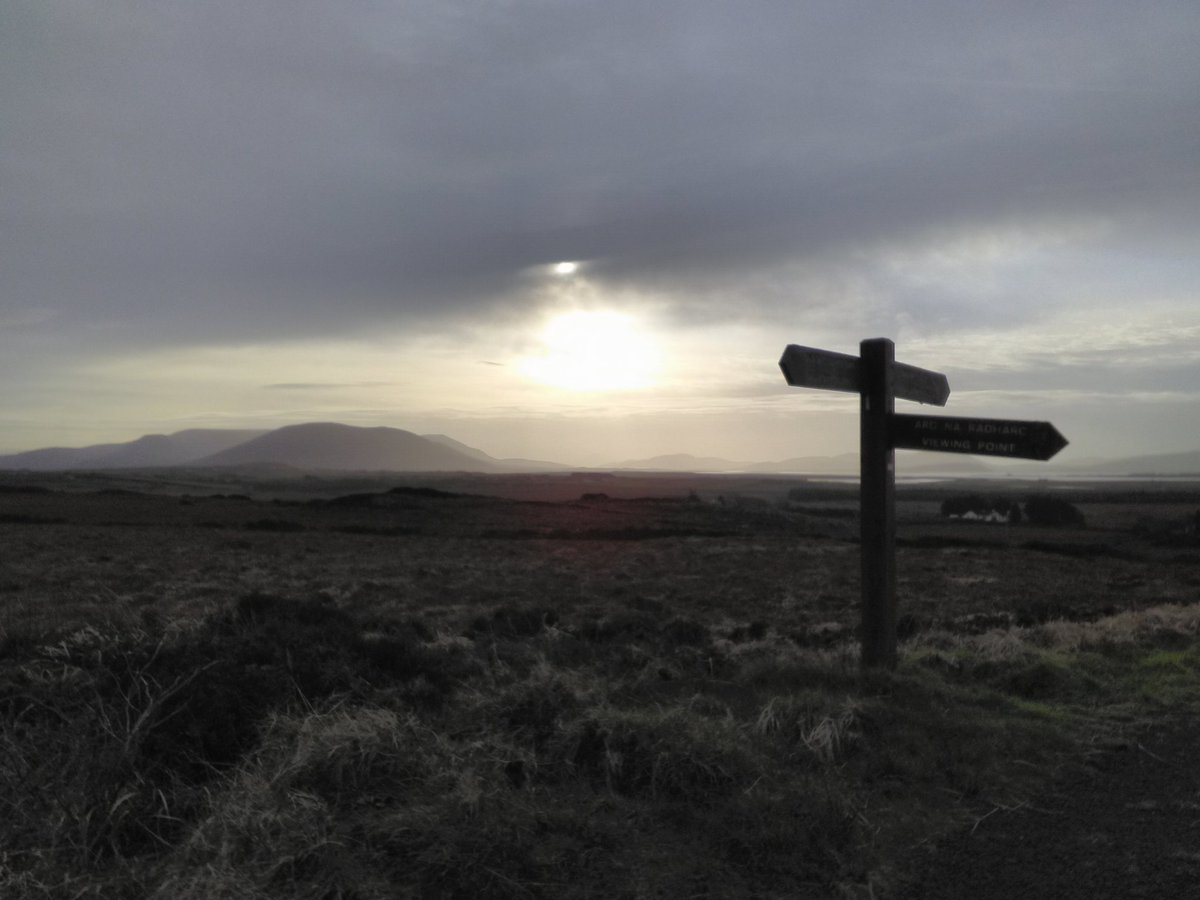 Beautiful image captured from the Visitor Centre Trail in Ballycroy this afternoon...#wildnephin #ballycroy #wildatlanticway #nationalpark #tóchardaithíbán<br>http://pic.twitter.com/c7q3aTlg45
