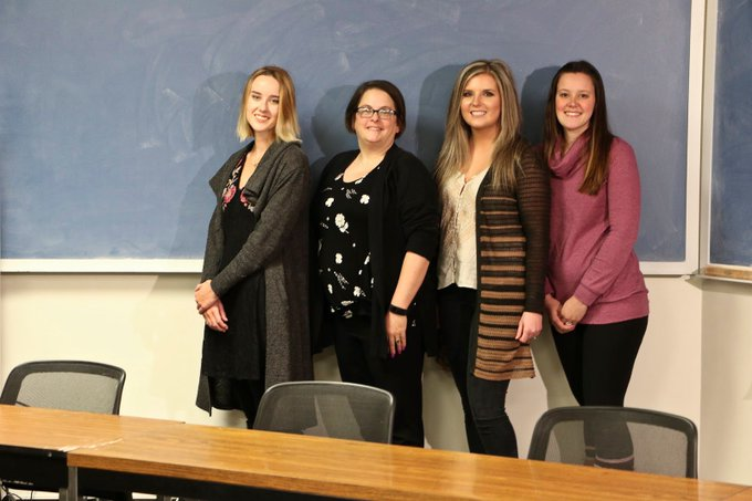 """Four #UISedu Teacher Education majors recently had their peer reviewed research article on """"Mainstreaming"""" in education published on the online  encyclopedia Wikipedia. People worldwide can now use their research! Learn More: https://t.co/EiFrFre7jm #EducationResearch https://t.co/MSmtYGbhFl"""