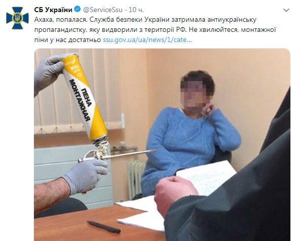 СБУ підтвердила затримання видвореної з РФ антиукраїнської пропагандистки Бойко (Віщур) - Цензор.НЕТ 374