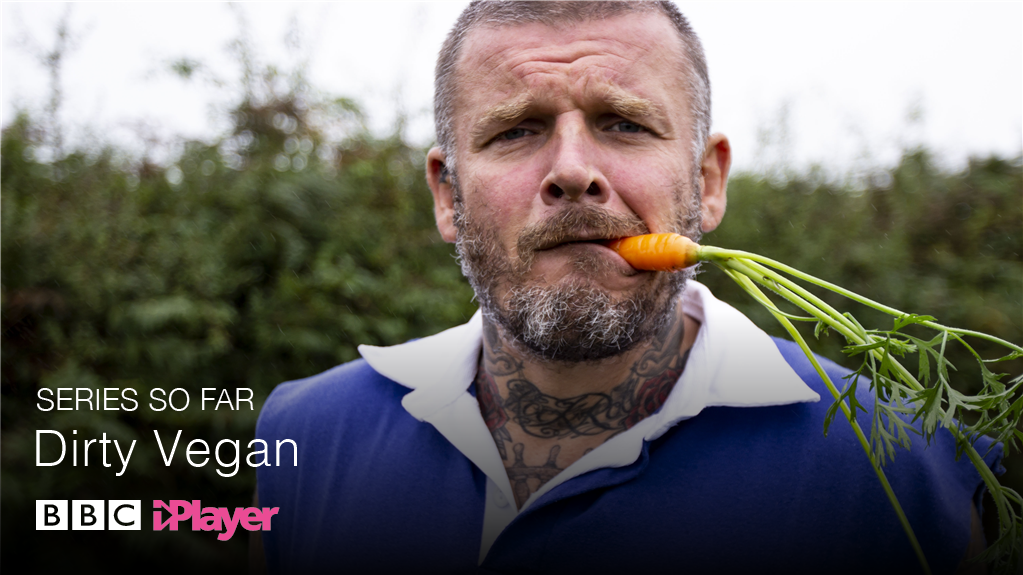 Missed @pritchardswyd and his vegan challenges?   #DirtyVegan ▶️ Watch all episodes on @BBCiPlayer now