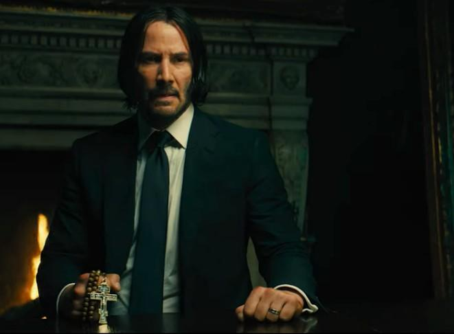 Watch the epic first trailer for 'John Wick: Chapter 3 – Parabellum' https://t.co/ryQlRilxI6