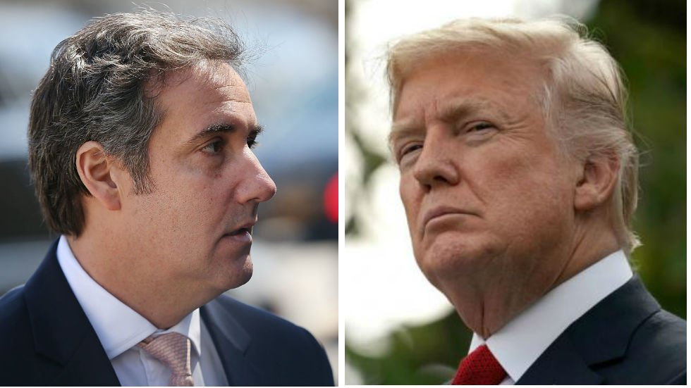 Michael Cohen on reportedly rigging online polls: Everything I did was directed by Trump https://t.co/FUhhrlylJq