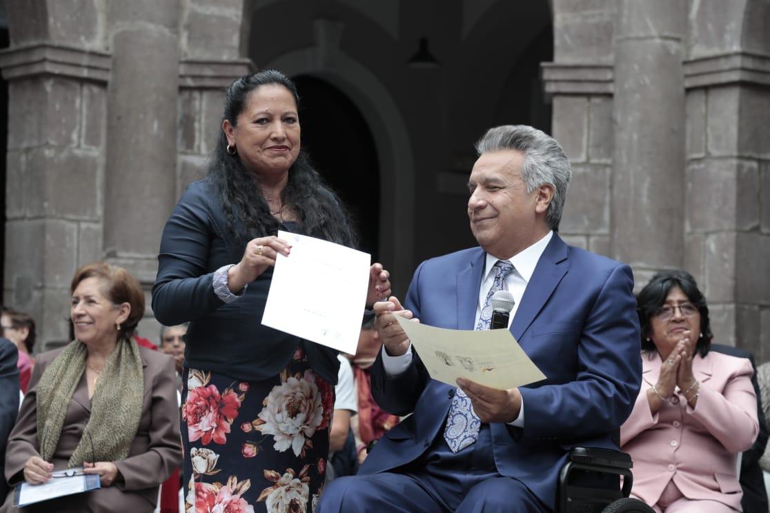 Comunicación Ecuador's photo on Teresa