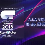 Eurovisión Twitter Photo