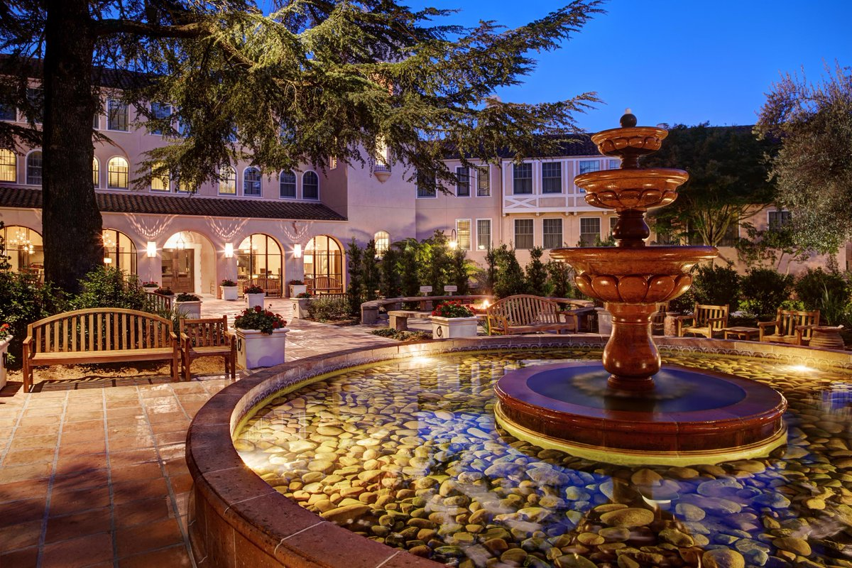 If visiting peak wine-country sounds like a peak vacation to you, consider this your cordial invitation to Fairmont Sonoma.   Wine not?  #FeelWelcome #LuxuryTravel #LuxuryLifestyle #SonomaCounty #FineWineAndGoodTimes