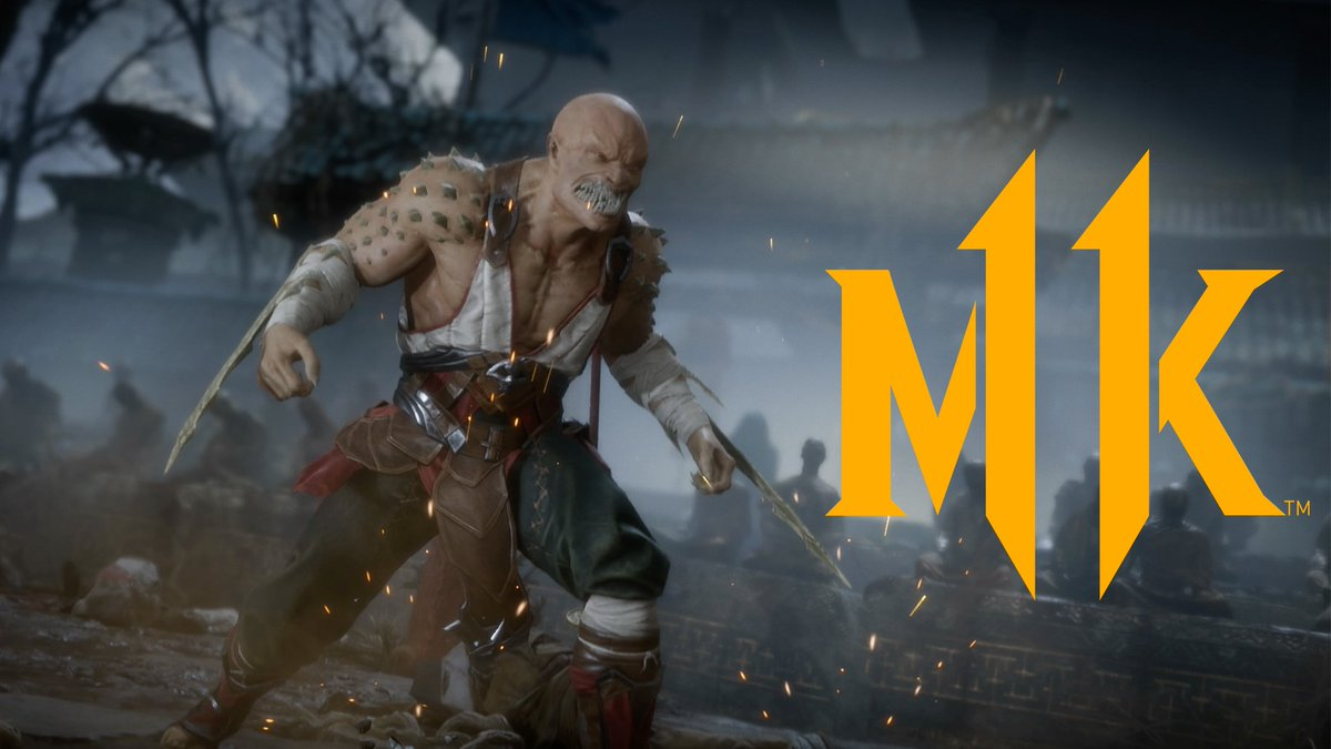 Mortal Kombat 11's photo on #MortalKombat11