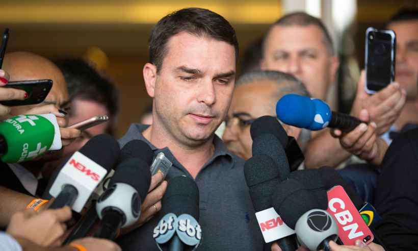 Filho de Bolsonaro alegou foro privilegiado para pedir suspensão de investigação https://t.co/9wscvm0IKO