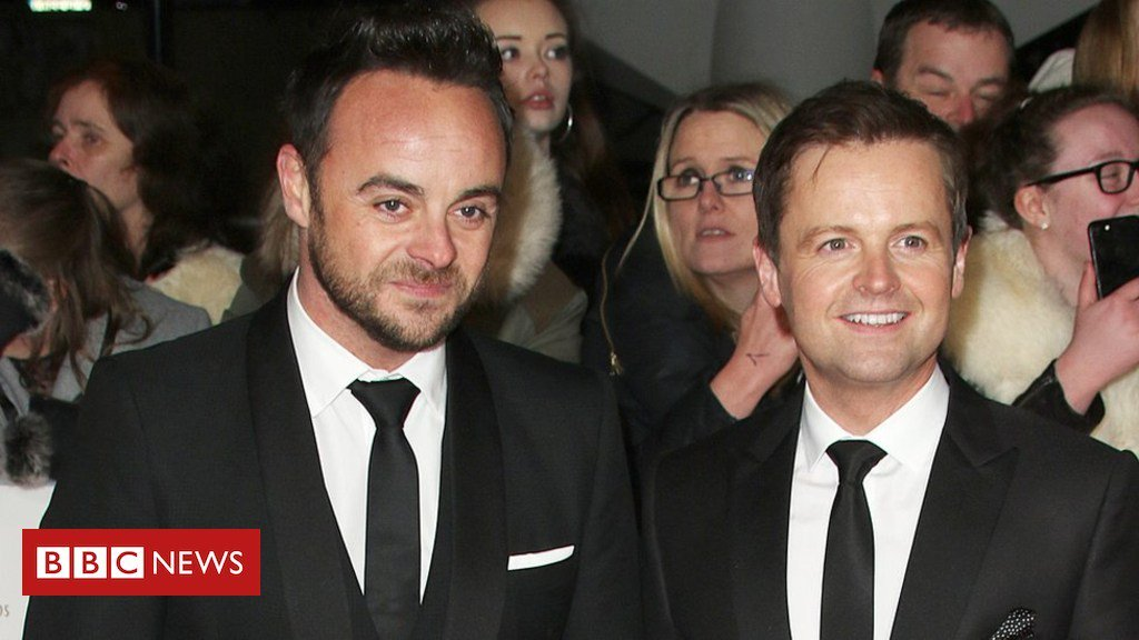 FirstPressNG's photo on Ant McPartlin
