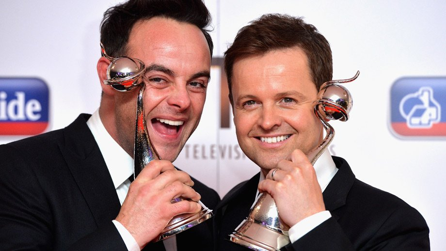 Signal 2's photo on Ant McPartlin