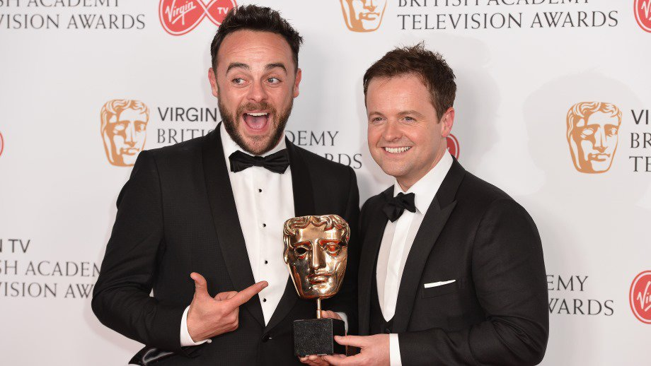 Signal 1's photo on Ant McPartlin