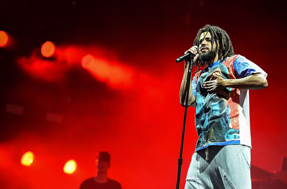 .@JColeNC tweets 'Revenge of the Dreamers III' sessions are done: 'That s--t was beautiful' https://t.co/pUy8ExjGha