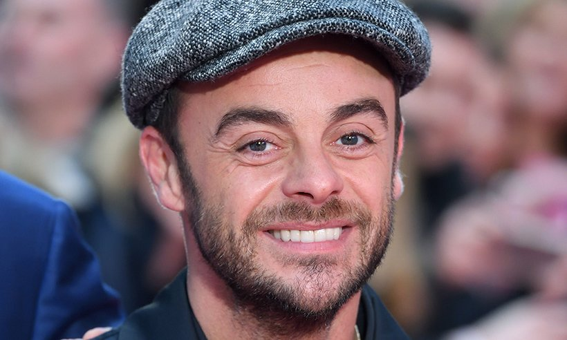 HELLO!'s photo on Ant McPartlin