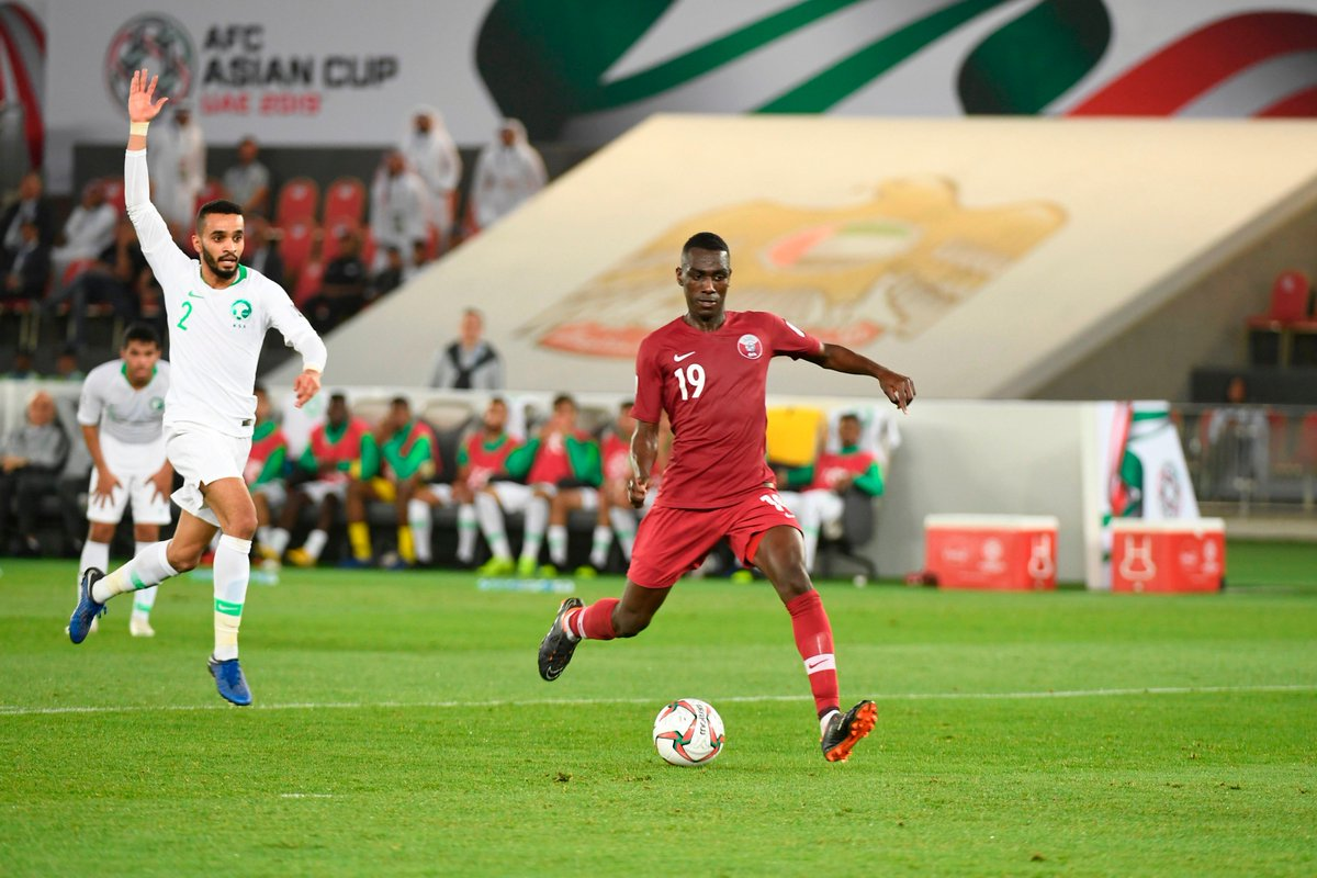 7 - Qatari forward Almoez Ali has scored seven goals at the 2019 Asian Cup; the last player to score more in a single AFC Asian Cup finals tournament was Ali Daei in 1996 (8 for Iran). Lethal.