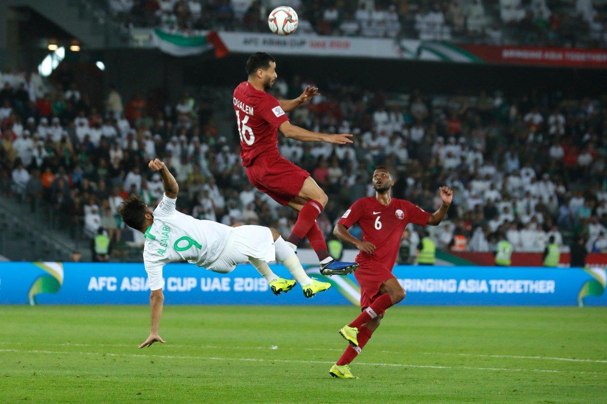 Кубок Азии. Группа E. Судейская ошибка не помогла Саудовской Аравии в матче с Катаром - изображение 1