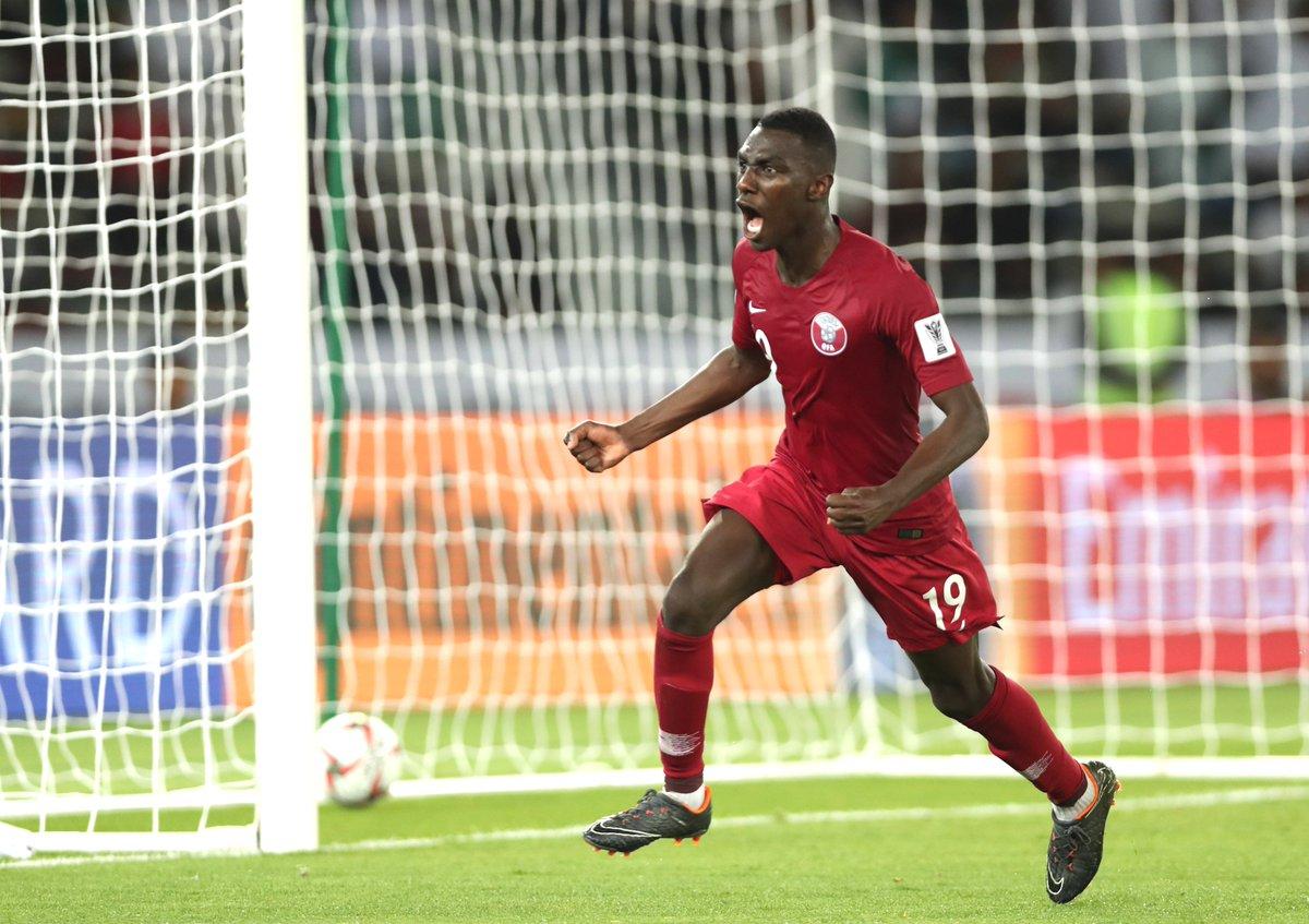أهداف فوز قطر على السعودية بكأس آسيا 2019