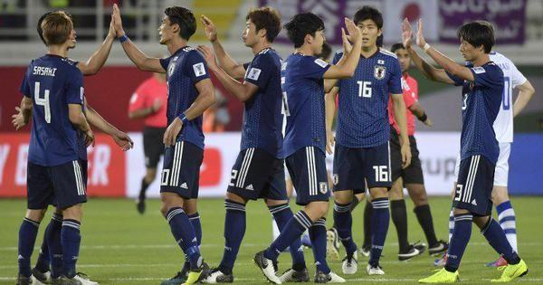 Video: Nhật Bản vs Uzbekistan