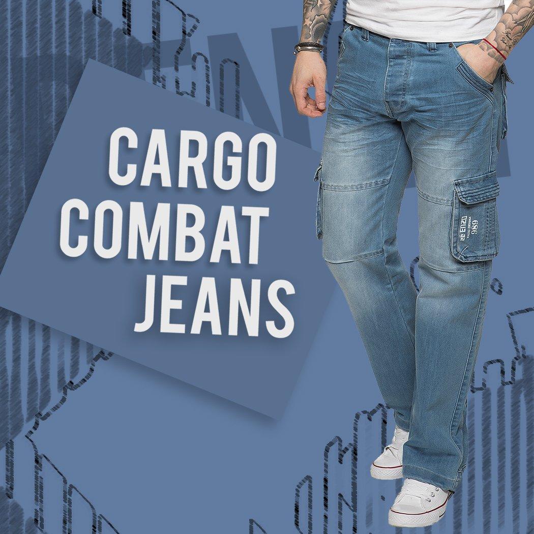 1d21b70896b7e6 #combat #combatjeans #cargojeans #enzo #denim #jeansblue #designerjeans  #tshirtlife #winterfashion2018 #jacket #jacketstyle  #autumnwinter18pic.twitter.com/ ...