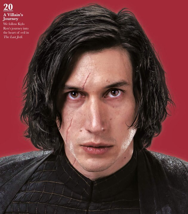 Kylo Ren - Star Wars Contents 179 March/April 2018 <br>http://pic.twitter.com/cbYoNXJqE5