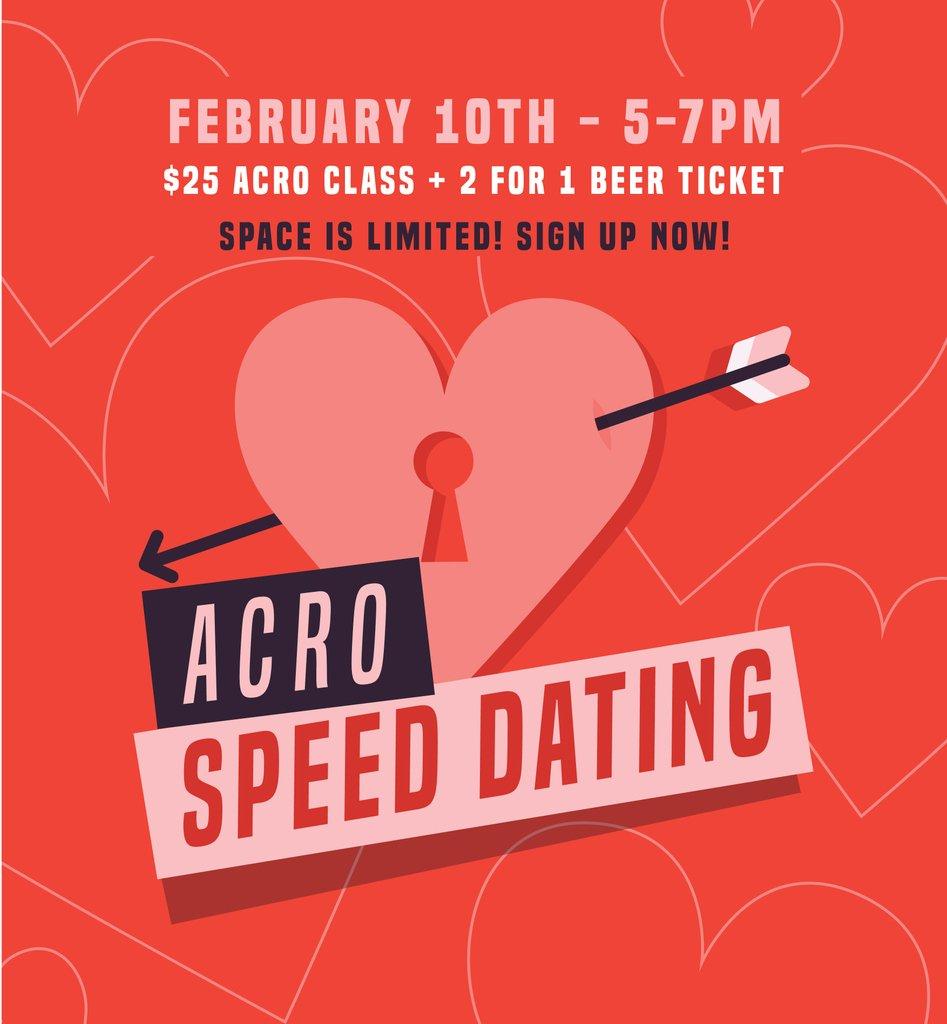 Brooklyn Speed Dating