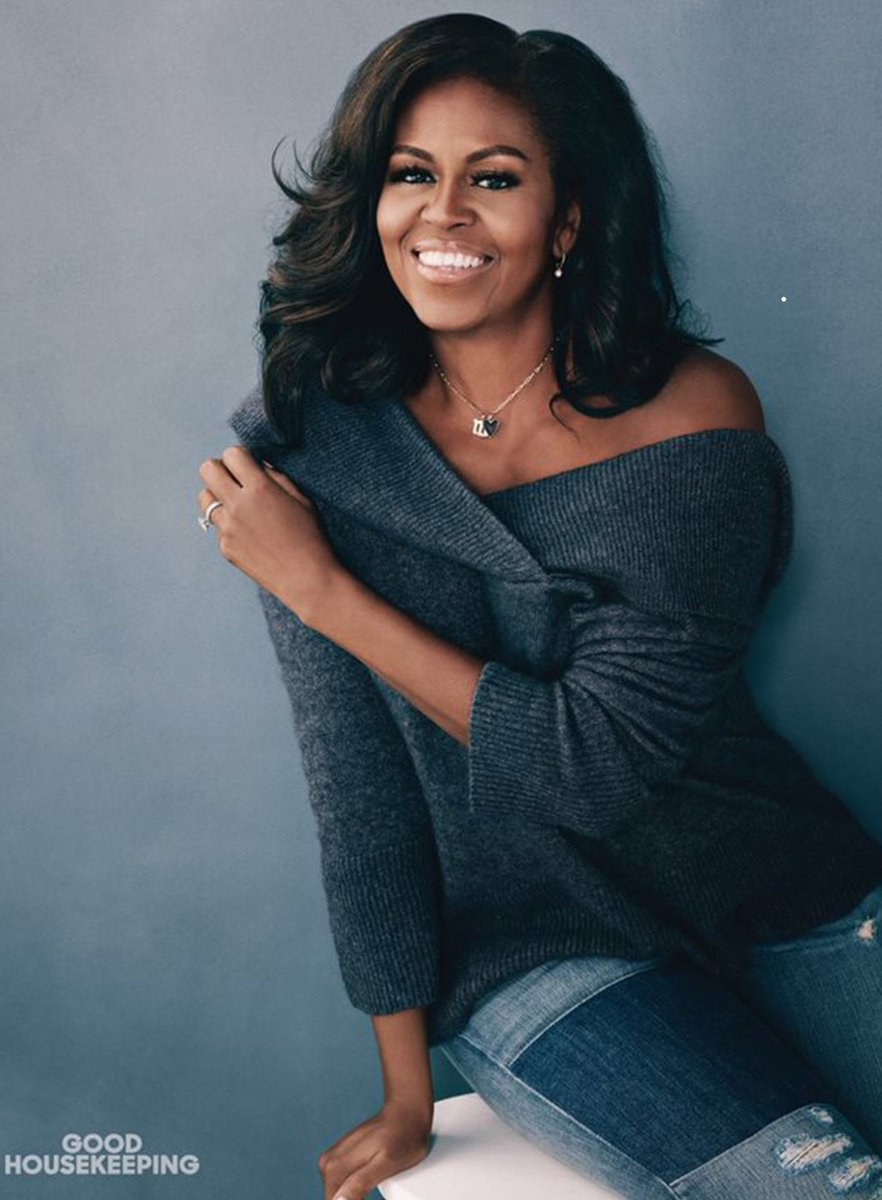 Happy Birthday to our Forever First Lady ..Mrs. Michelle Obama  Thank you for being a shining example of beauty, grace, and intelligence.  You Queen #MichelleObama<br>http://pic.twitter.com/ERNMKaLCT1