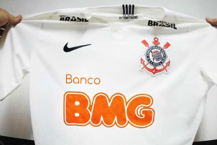 Corinthians confirma BMG como patrocinador master e avisa que já recebeu R$ 30 milhões https://t.co/8IdgwAeR23