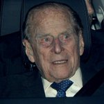 Prince Philip Twitter Photo
