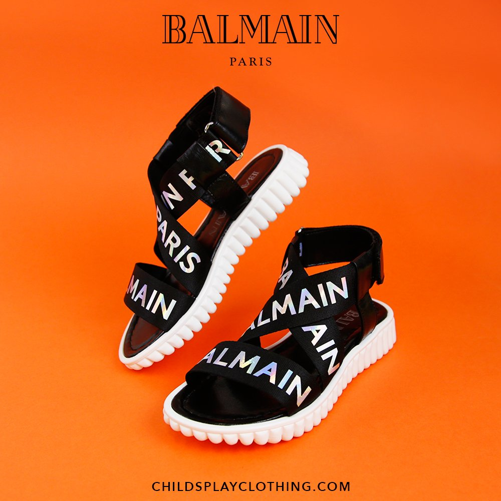New Season  In Looovvveee  #Balmain #TagAFriend #KidsFashion #Designer #Shoes #ChildsplayClothing<br>http://pic.twitter.com/DZuuZ5R76m